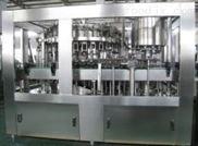 玻璃瓶碳酸饮料灌装机