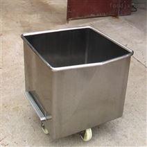 供应不锈钢肉肠加工厂设备小料车