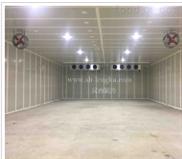外贸蔬果气调储藏大型冷库