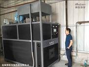 厦门板材热压机配套博联燃气模温机用气省