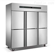 GN款六门冷藏/冷冻柜