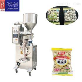 QD-60B三合一速溶摩卡咖啡粉 背封颗粒包装机