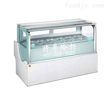 豪华台式冰淇淋展示柜