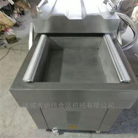鲜肉半自动气调包装机