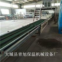 玻镁板设备生产线生产工艺与流程