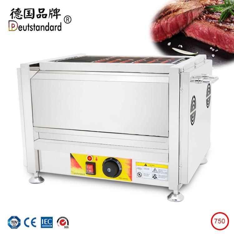 无烟烧烤炉进口发热管不锈钢电烤炉室内电热