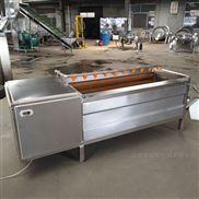 大型土豆去皮清洗加工设备