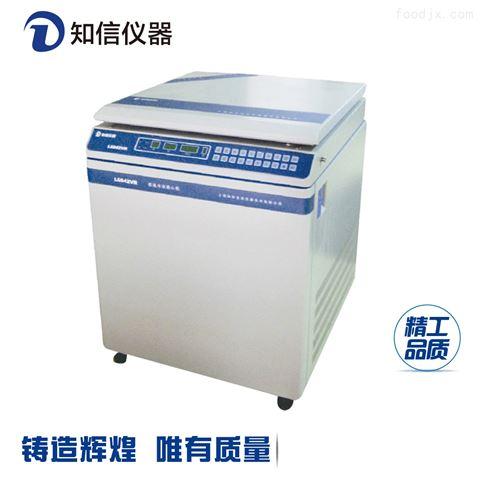 上海知信L6042VR台式低速冷冻离心机L6042VR