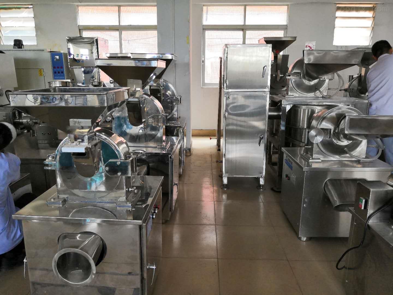 风冷式粉碎机塑胶打粉机工厂