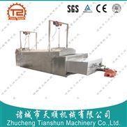 TSZQ-40-全自动玉米锅巴燃气加热油炸机