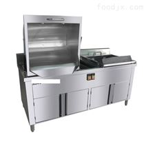 翻斗式漩涡洗菜机