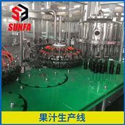 50ml酵素饮料灌装设备  果汁生产线