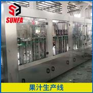 鮮果汁飲料生產線   調配飲料灌裝設備