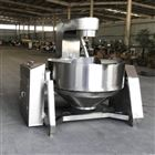 300L大型不锈钢多功能行星炒锅
