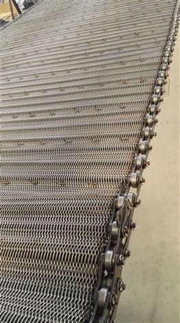 不锈钢链条式输送网带