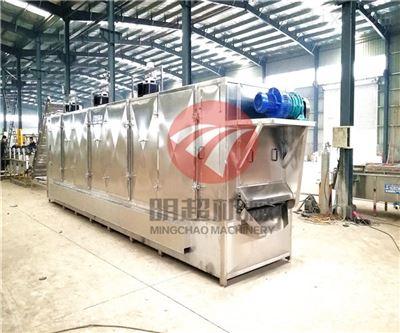 MCSPHG-24隧道式电加热竹笋烘干机价格