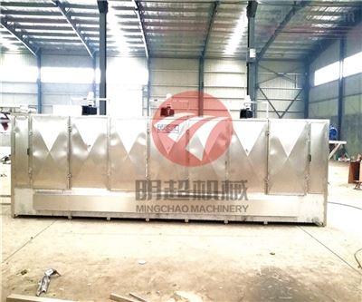 MCSPHG-24隧道式竹笋烘干机多少钱一台