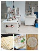 电加热卤味烤鸭卷饼机