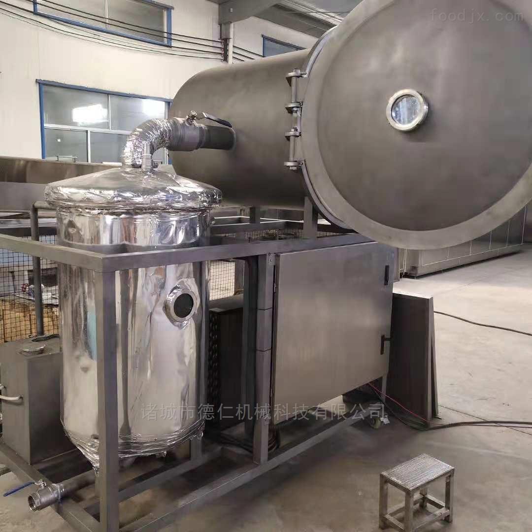 多用途食品干燥设备全自动鸡胸肉真空冷冻干燥机