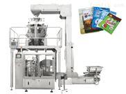 八工位给袋式颗粒自动称重包装机