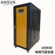 安全便捷节能环保100KW免使用证蒸汽发生器
