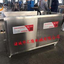 连续式电加热豆泡全自动油炸机