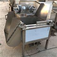 供应电加热油水混合油炸机
