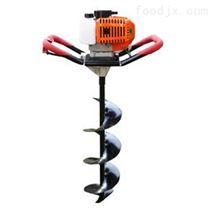 电线杆打眼机多功能种树挖坑机 操作简单