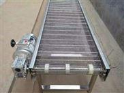 网带清洗输送机耐高温 提升爬坡输送