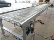 金属网带输送机定制 提升爬坡输送
