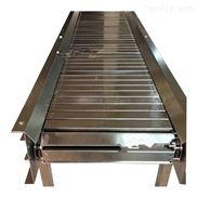 不銹鋼鏈板輸送機廠家直銷 鏈板運輸機按需