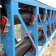管状带式输送机 矿石专用轻型
