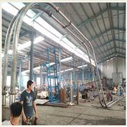 塑料盘片管链输送机耐高温 钙粉提升机管链