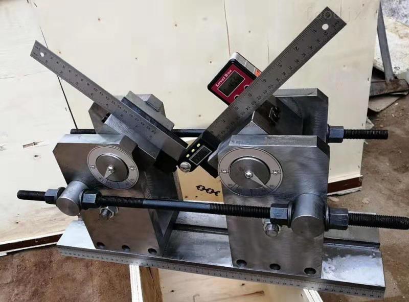 钢筋反向弯曲试验装置