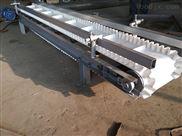 方管架皮带上料机批量加工 自产自销运输机
