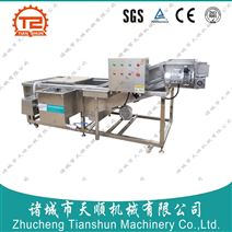 新款TSXQ-30型滑子菇清洗机生产知名厂家