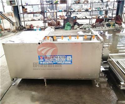 明超海蛎子贝类清洗机免费试机