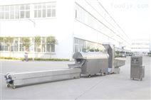 立式自动蚕豆生产线