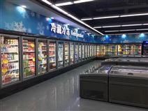 水果蔬菜风幕柜定制江苏省水果柜