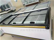 太原哪里有卖岛柜卧式冷冻柜 水饺展示冰柜