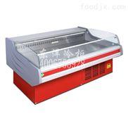 供应超市猪肉保鲜柜鲜肉展示柜超市展示冷柜