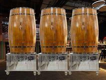 自酿精酿啤酒设备500L木桶版发酵罐