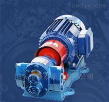 增强型渣油齿轮泵 耐磨渣油泵 煤焦油输送泵