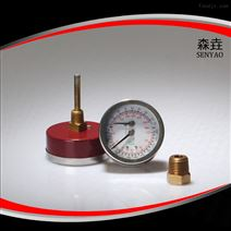 WHT-5温度压力一体表
