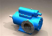 外置轴承耐磨型卧式三螺杆泵