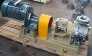 NYP30/0.6内啮合齿轮泵 高粘度乳胶输送泵