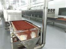 辣椒碎微波杀菌设备