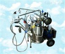 真空式單桶奶牛擠奶機