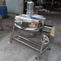 供应带搅拌可倾斜多功能夹层锅