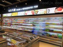 湖南风冷超市冷柜系列哪里有厂家直销